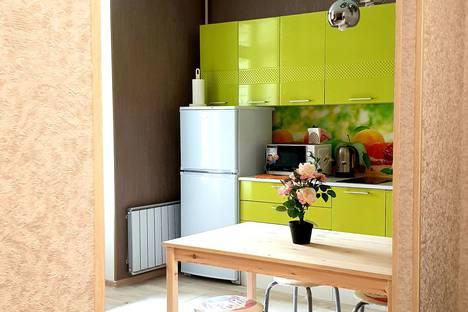 Сдается 1-комнатная квартира посуточно в Верхней Пышме, Свердловская область,Юбилейная улица, 26.