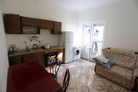 Сдается 2-комнатная квартира посуточно в Гаспре, Республика Крым, городской округ Ялта,Алупкинское шоссе.