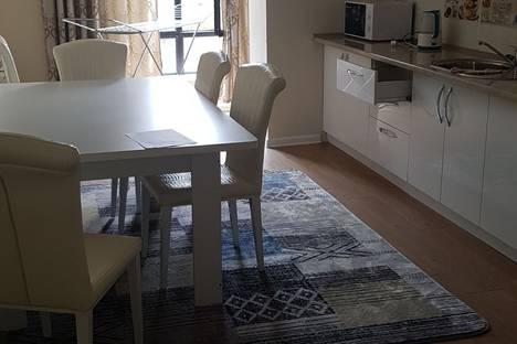 Сдается 3-комнатная квартира посуточно, Бишкек.