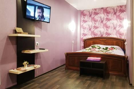 Сдается 1-комнатная квартира посуточно в Твери, проспект Чайковского, 37.