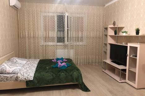 Сдается 1-комнатная квартира посуточно в Краснодаре, проезд Дальний, д 9 к 2.