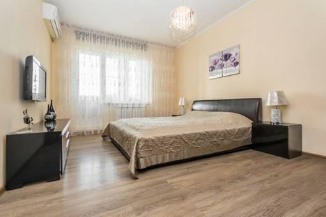 Сдается 2-комнатная квартира посуточно в Краснодаре, ул.Кубанская набережная 31/1.