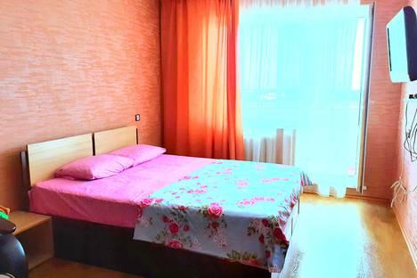 Сдается 1-комнатная квартира посуточно в Ульяновске, улица Радищева, 143к1.