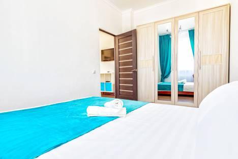 Сдается 2-комнатная квартира посуточно в Нур-Султане (Астане), Нур-Султан (Астана), проспект Мангилик Ел, 17.