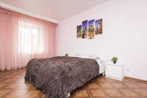 Сдается 1-комнатная квартира посуточно в Нижнем Новгороде, улица Генкиной, 42/15.