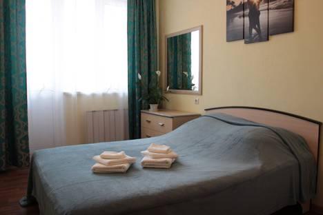Сдается 2-комнатная квартира посуточно, поселок Овоще-Молочный Комбинат, улица Новаторов, 11.