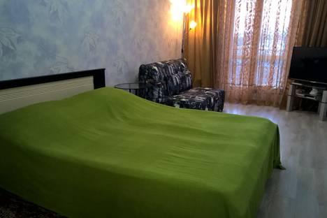 Сдается 1-комнатная квартира посуточно в Геленджике, Курортная улица, 14А.