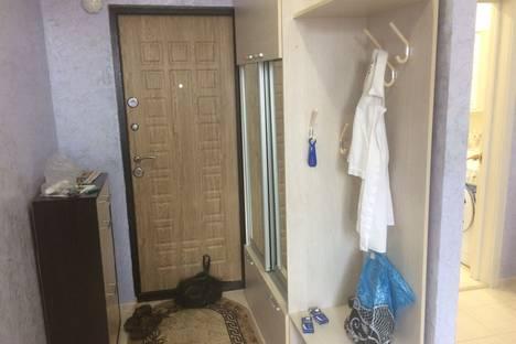 Сдается 1-комнатная квартира посуточно в Анапе, 12-й микрорайон, Объездная улица, 25/1.