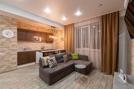 Сдается 3-комнатная квартира посуточно в Адлере, Краснодарский край, Сочи,улица Станиславского, 1А.