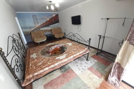 Сдается 1-комнатная квартира посуточно в Уральске, Западно-Казахстанская область, Уральск.