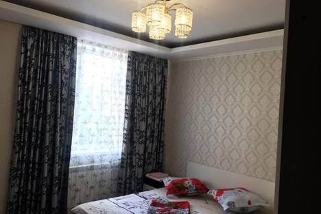 Сдается 2-комнатная квартира посуточно в Алматы, Нур-Султан (Астана), улица Достык, 12.