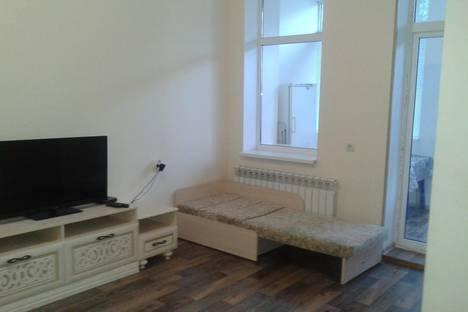 Сдается 1-комнатная квартира посуточно в Кисловодске, Первомайский проспект, 5.