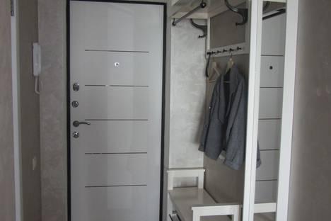 Сдается 1-комнатная квартира посуточно в Звенигороде, Московская область, Одинцовский городской округ,Нахабинское шоссе, 1к1.