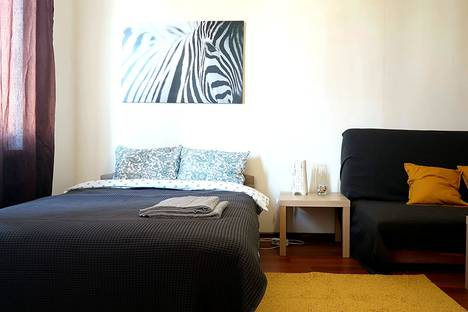 Сдается 1-комнатная квартира посуточно, улица Маяковского, 22.