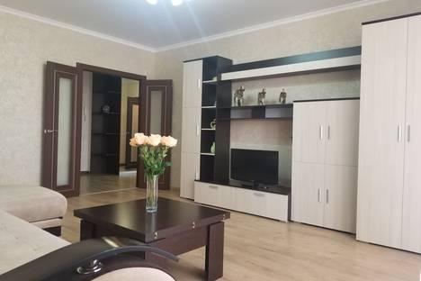 Сдается 1-комнатная квартира посуточно в Тюмени, улица Максима Горького, 90.