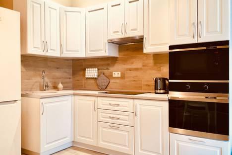 Сдается 1-комнатная квартира посуточно в Краснодаре, улица Димитрова, 202.