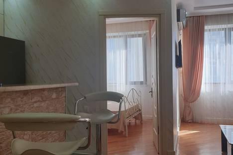 Сдается 3-комнатная квартира посуточно, batumi z. gorgiladze 86.