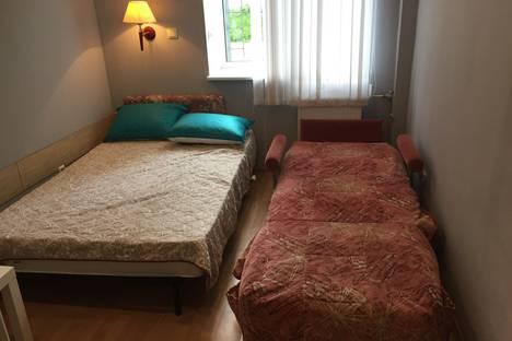 Сдается 1-комнатная квартира посуточно в Петрозаводске, Республика Карелия,проспект Ленина, 3.