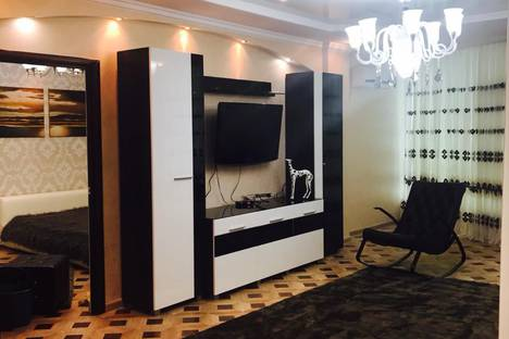 Сдается 3-комнатная квартира посуточно в Актобе, 11-й микрорайон, 112Б.