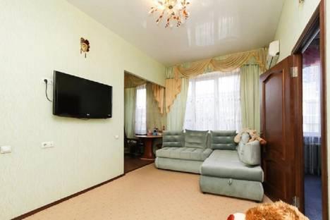 Сдается 2-комнатная квартира посуточно, Серебренниковская улица, 16.