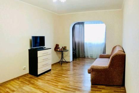 Сдается 1-комнатная квартира посуточно в Алуште, Октябрьская улица, 43.