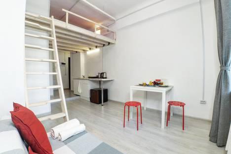 Сдается 1-комнатная квартира посуточно в Казани, Сибирский тракт, 39.
