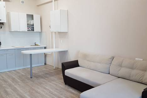 Сдается 1-комнатная квартира посуточно в Сочи, Санаторная 46 Новый Сочи.