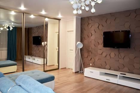 Сдается 2-комнатная квартира посуточно в Брянске, Красноармейская улица, 100.
