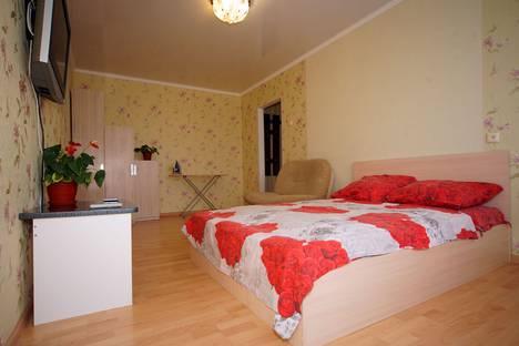 Сдается 1-комнатная квартира посуточно в Челябинске, улица Профессора Благих, 81.