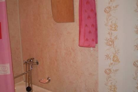 Сдается 1-комнатная квартира посуточно в Дзержинске, проспект Циолковского, дом 20а.