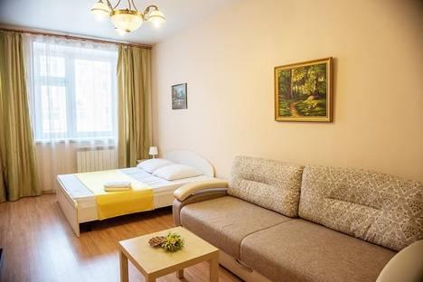 Сдается 1-комнатная квартира посуточнов Томске, Фрунзе 25.