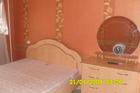 Сдается 3-комнатная квартира посуточно в Новокузнецке, ноградская 14.