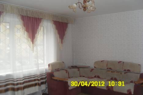 Сдается 2-комнатная квартира посуточнов Новокузнецке, 40лет влксм 34.