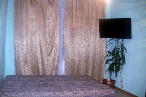Сдается 1-комнатная квартира посуточно, улица 60 Лет Октября, 5а.