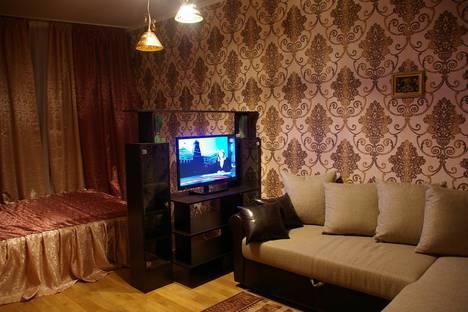 Сдается 1-комнатная квартира посуточнов Казани, Павлюхина 102А.