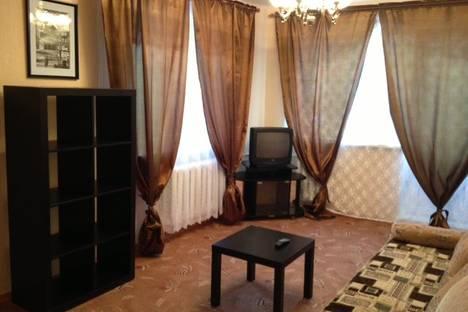 Сдается 1-комнатная квартира посуточнов Уфе, 50 лет СССР 48.