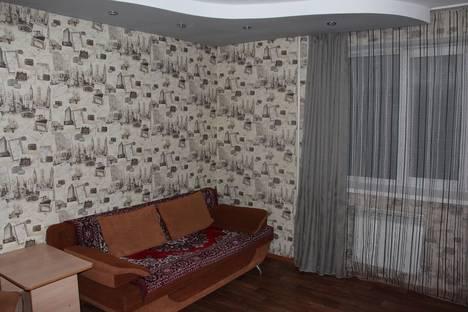 Сдается 1-комнатная квартира посуточно в Благовещенске, Партизанская 47/3.