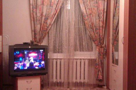 Сдается 1-комнатная квартира посуточно в Пушкине, ул. Железнодорожная, д. 78.