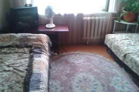 Сдается 1-комнатная квартира посуточно в Благовещенске, театральная 42/4.