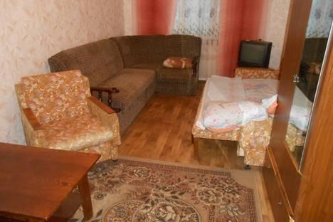 Сдается 1-комнатная квартира посуточно в Мончегорске, Строительная 12.