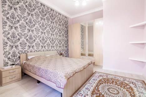 Сдается 2-комнатная квартира посуточно в Нур-Султане (Астане), Нур-Султан (Астана), проспект Кабанбай Батыра, 13.