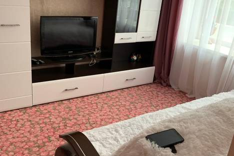 Сдается 1-комнатная квартира посуточно в Серове, улица Ленина, 183.