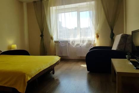 Сдается 1-комнатная квартира посуточно в Рязани, Кальная улица, 75.