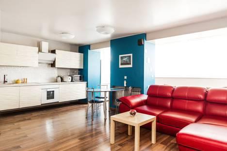 Сдается 3-комнатная квартира посуточно в Екатеринбурге, Шарташская улица, 9к2.