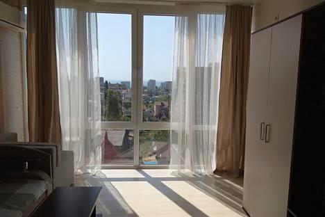 Сдается 1-комнатная квартира посуточно в Сочи, улица Лысая Гора, 27/16.