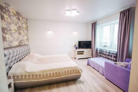 Сдается 1-комнатная квартира посуточно в Калининграде, Октябрьская улица, 37.