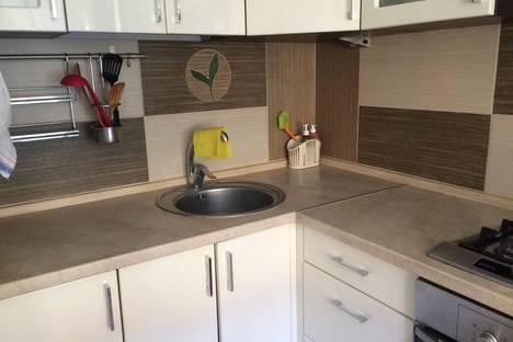 Сдается 1-комнатная квартира посуточно в Пионерском, улица Шаманова, дом 12.