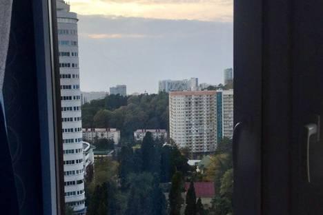 Сдается 2-комнатная квартира посуточно в Сочи, улица Яна Фабрициуса, 2/28А.