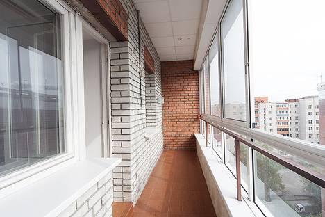 Сдается 1-комнатная квартира посуточно в Томске, улица Чкалова, 18.
