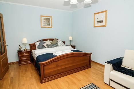 Сдается 1-комнатная квартира посуточно в Одинцове, Московская область,Можайское шоссе, 34.